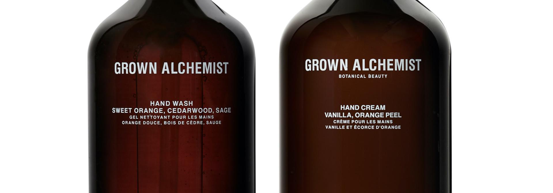 Hand wash & hand cream 500ML