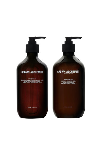 Hand wash & hand cream 500ML