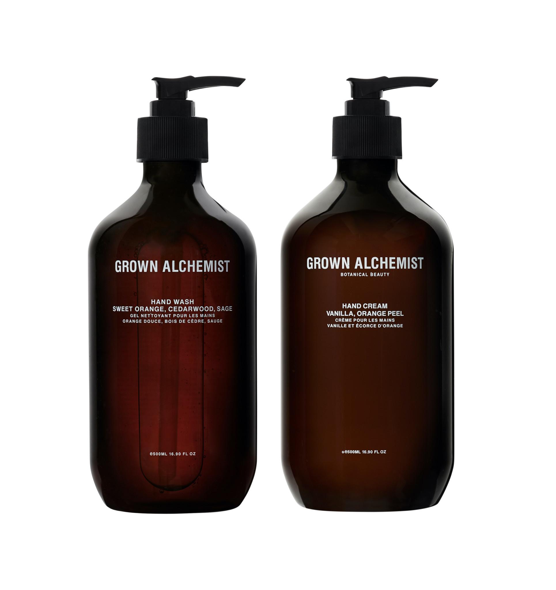 Hand wash & hand cream 500ML-1