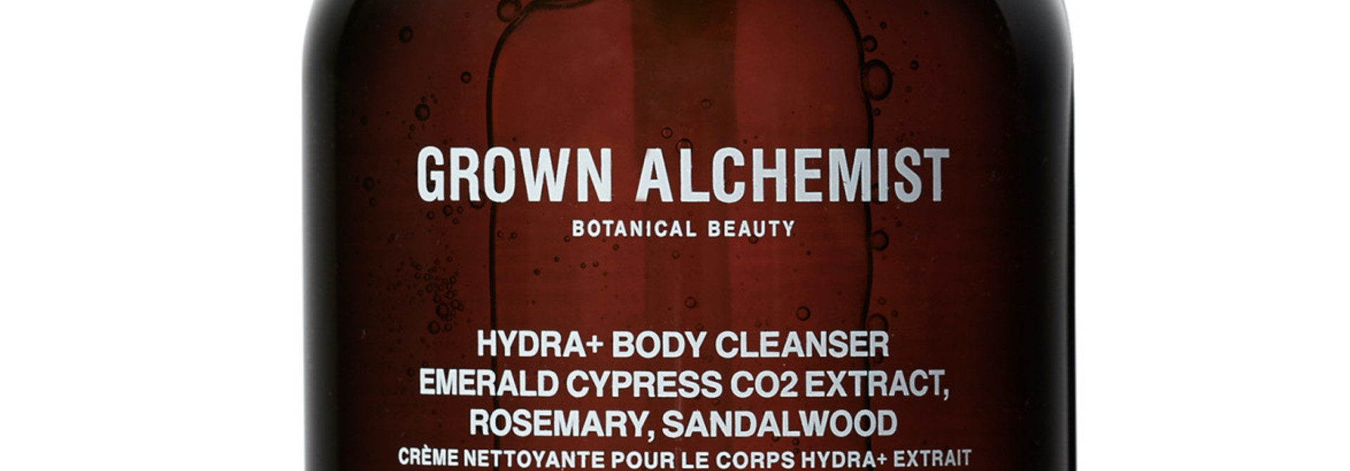 Hydra + body cleanser emerald cypres Co2 extract 500ML