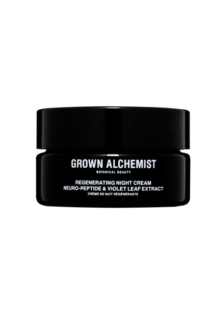 Regenerating Night cream: Neuro-Peptide & Violet Leaf Extract 40ml