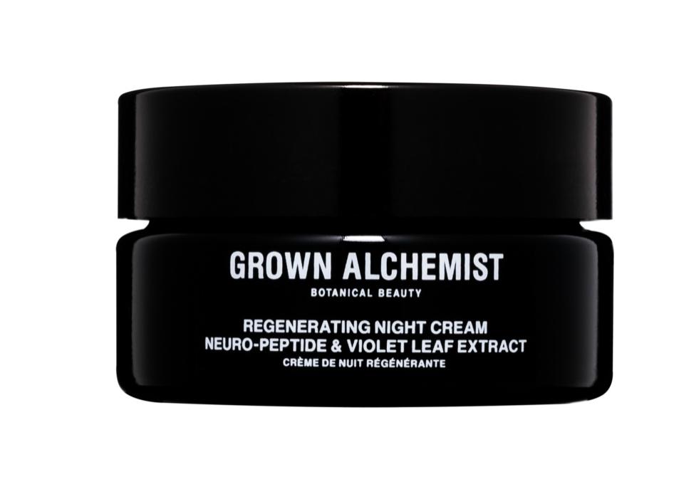 Regenerating Night cream: Neuro-Peptide & Violet Leaf Extract 40ml-1