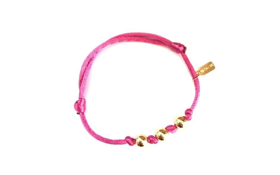 Bracelet pink-1