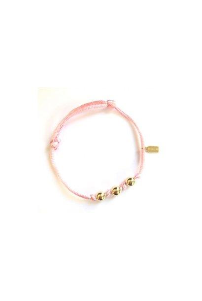 Bracelet soft pink
