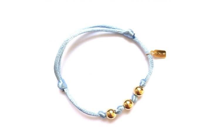 Bracelet blue-1