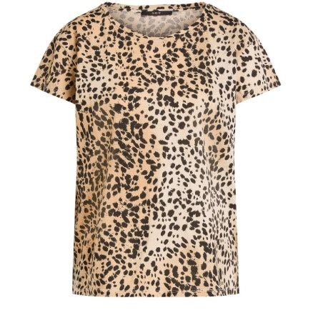 Tee leopard-2