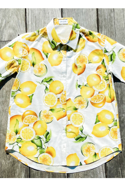 Chemise Citrons