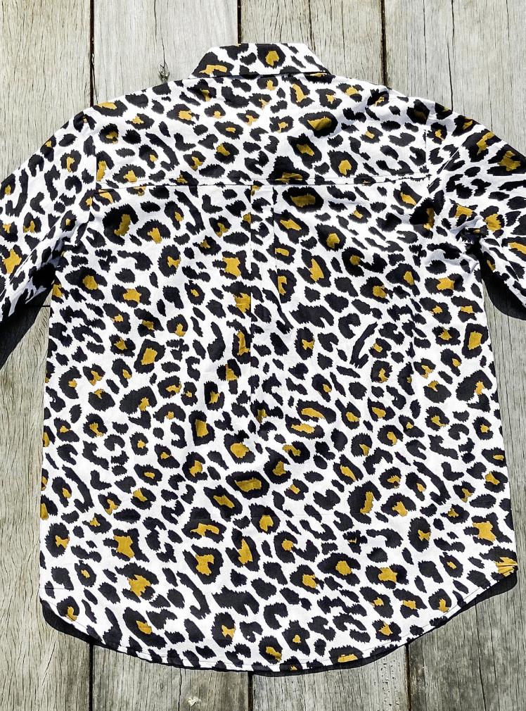 Chemise Leopard-1