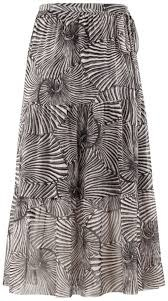 Skirt Jeovanna black-1