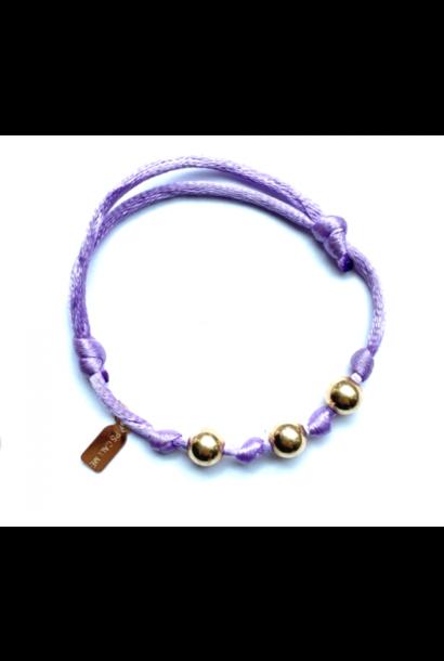 Bracelet paars