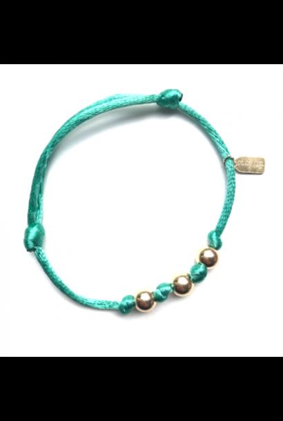 Bracelet sea green