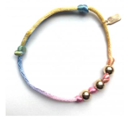 Bracelet pastel-1