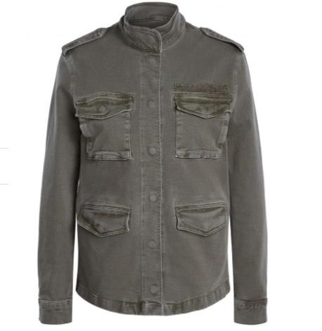 Army jacket khaki-4