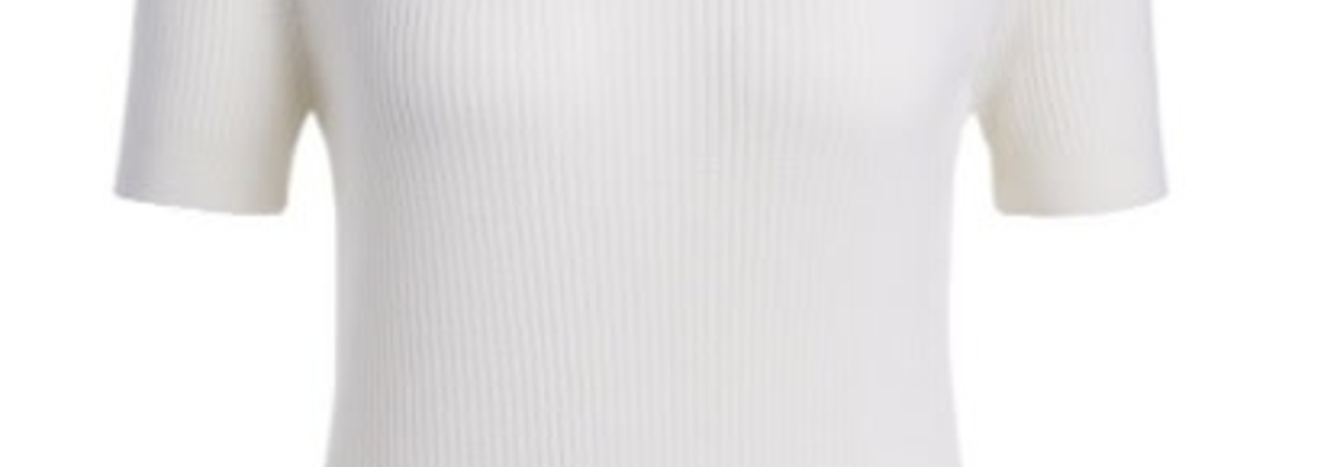 Trui white