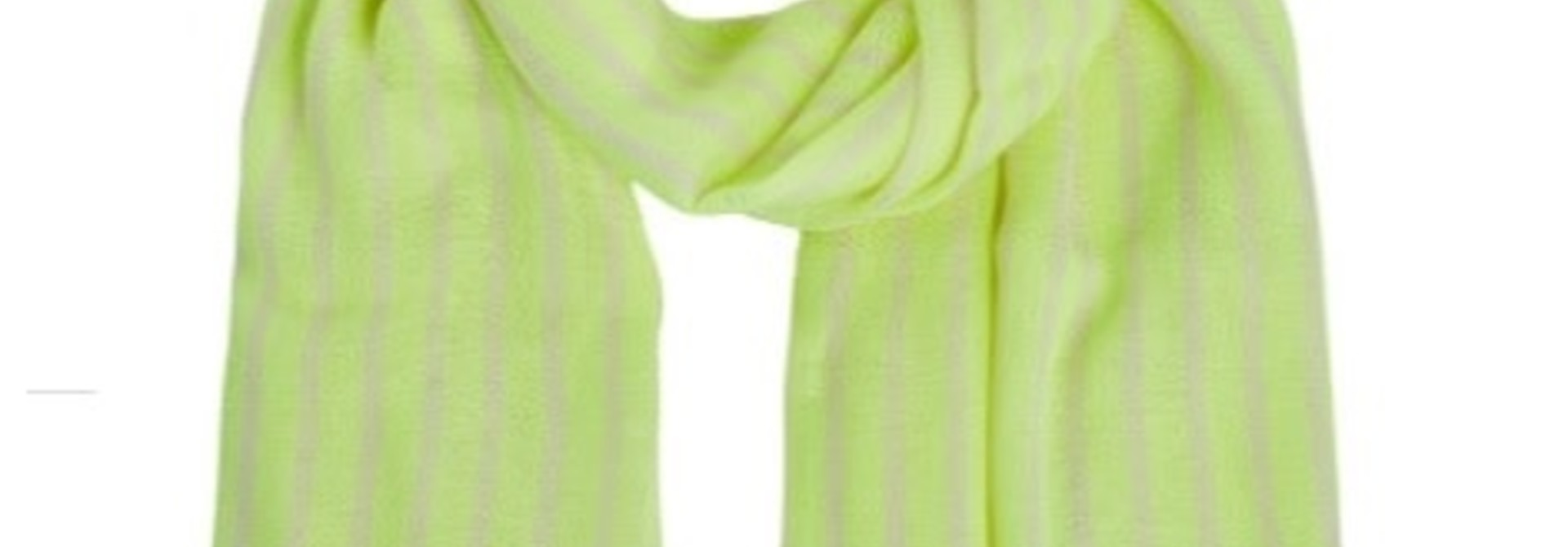 Scarf neon