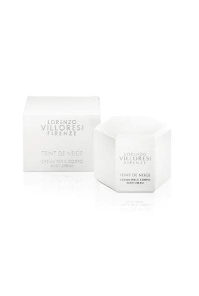 Teint de neige body cream