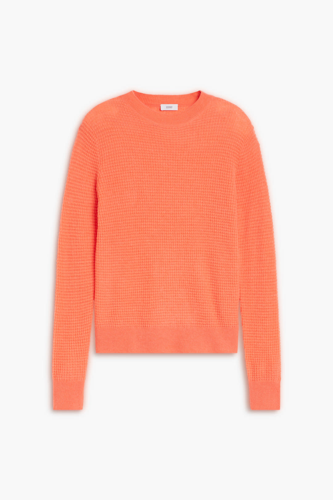 Knit strong coral-1