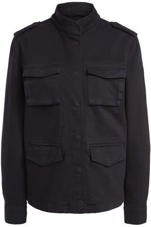Army jacket black-1