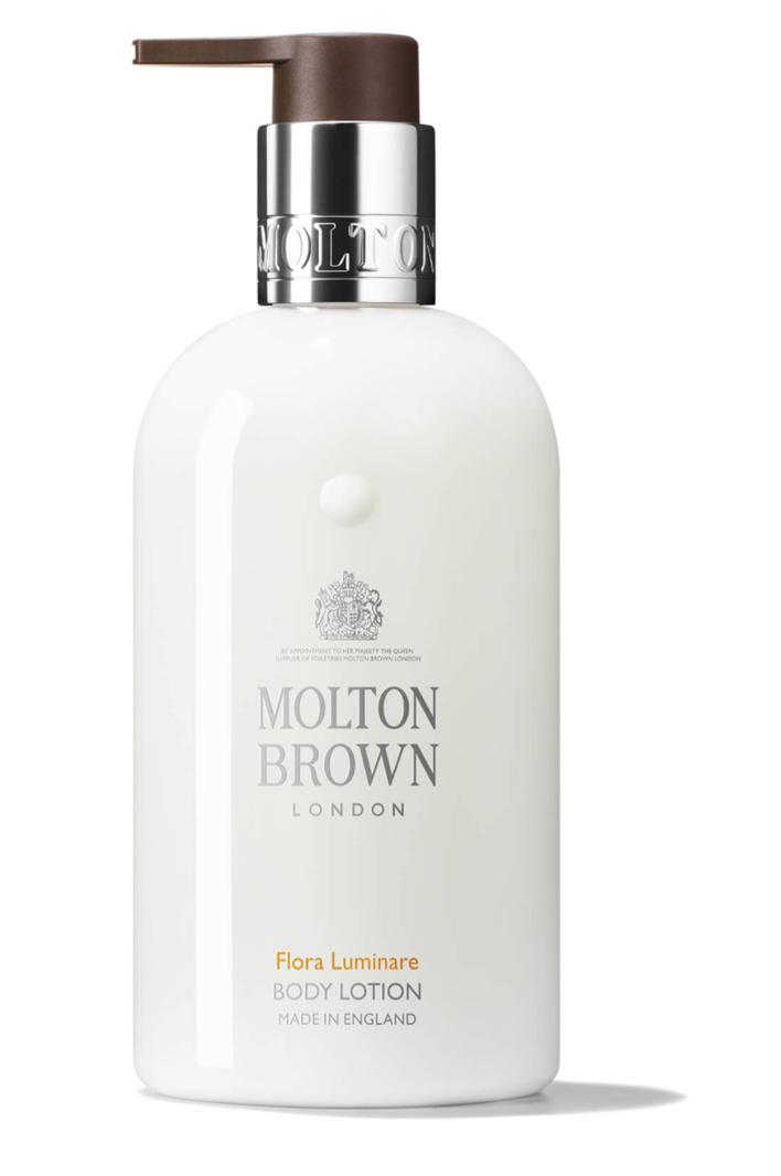 Molton Brown Flora luminare body lotion