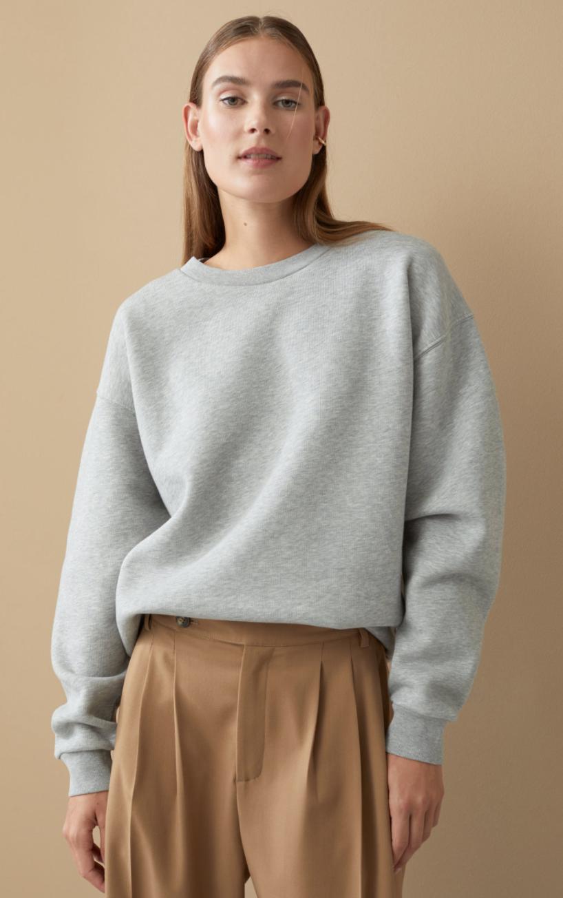 Sweater grijs-2
