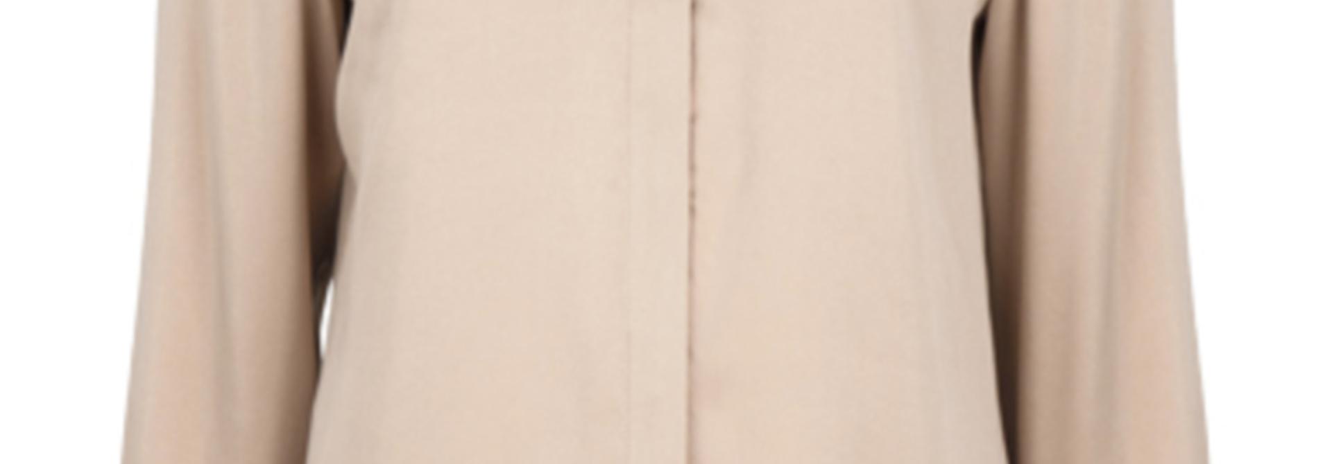 Zayn silk stretch blouse