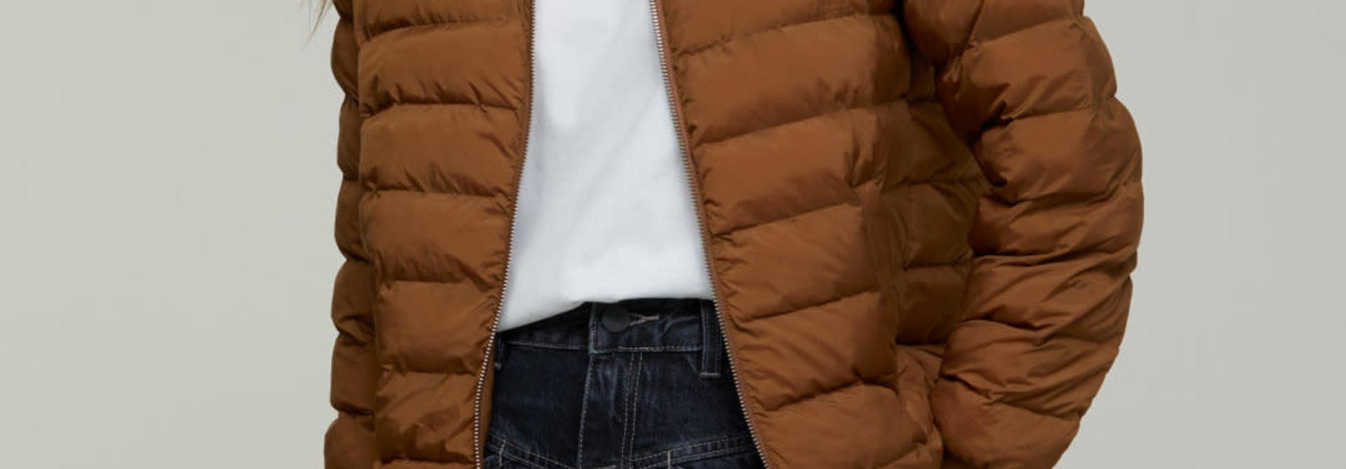 Jacket nuri clay