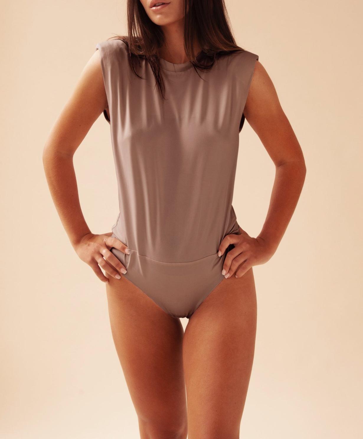 Padded shirt body - Army-1