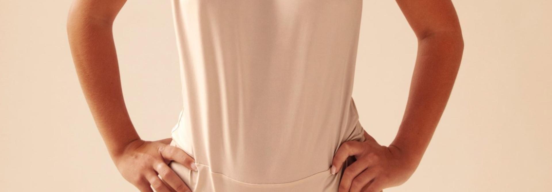 Padded shirt body - Desert