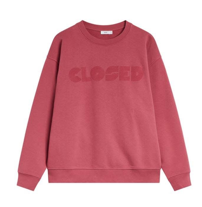 Sweater Cabernet red-2