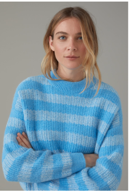 Knit heaven blue
