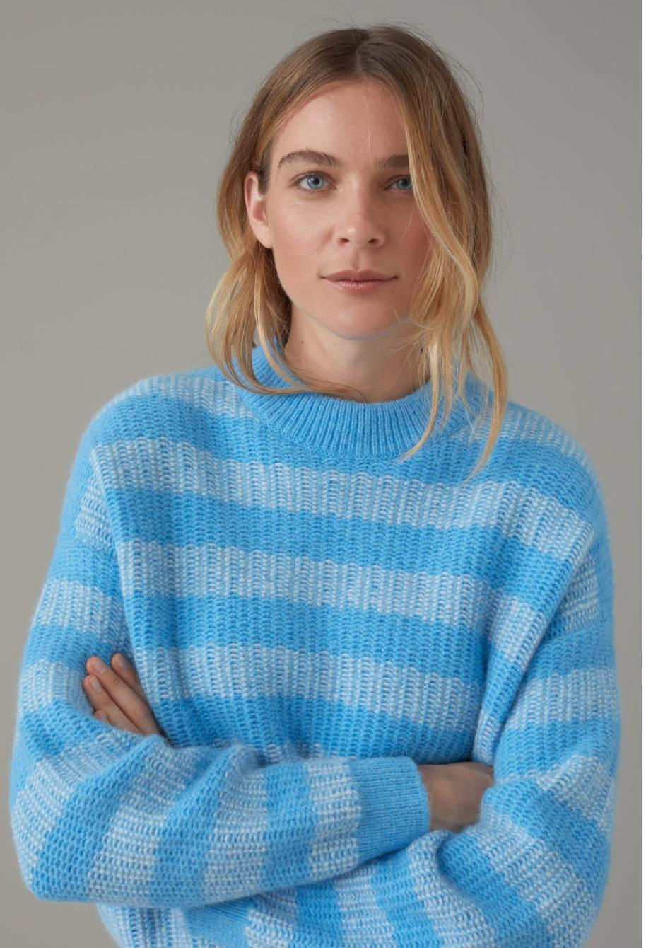Knit heaven blue-1