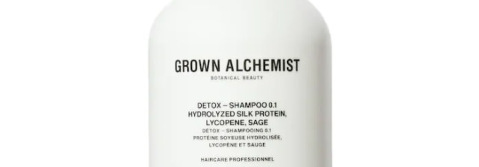 Nourishing shampoo 500ML