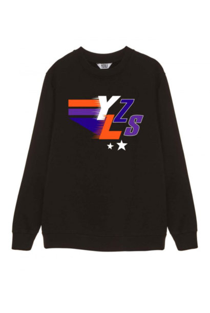 Sport sweat black YZLS N15