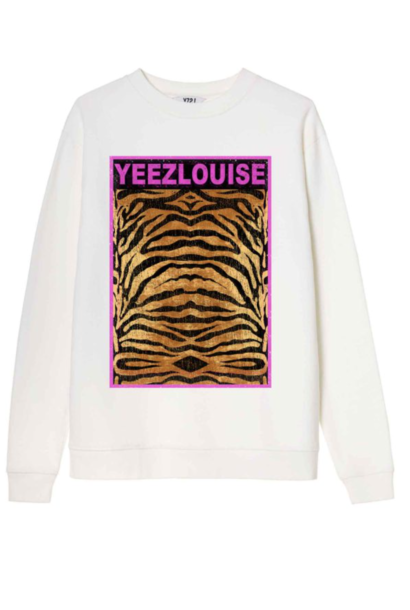 Tiger sweat off white YZLS N15