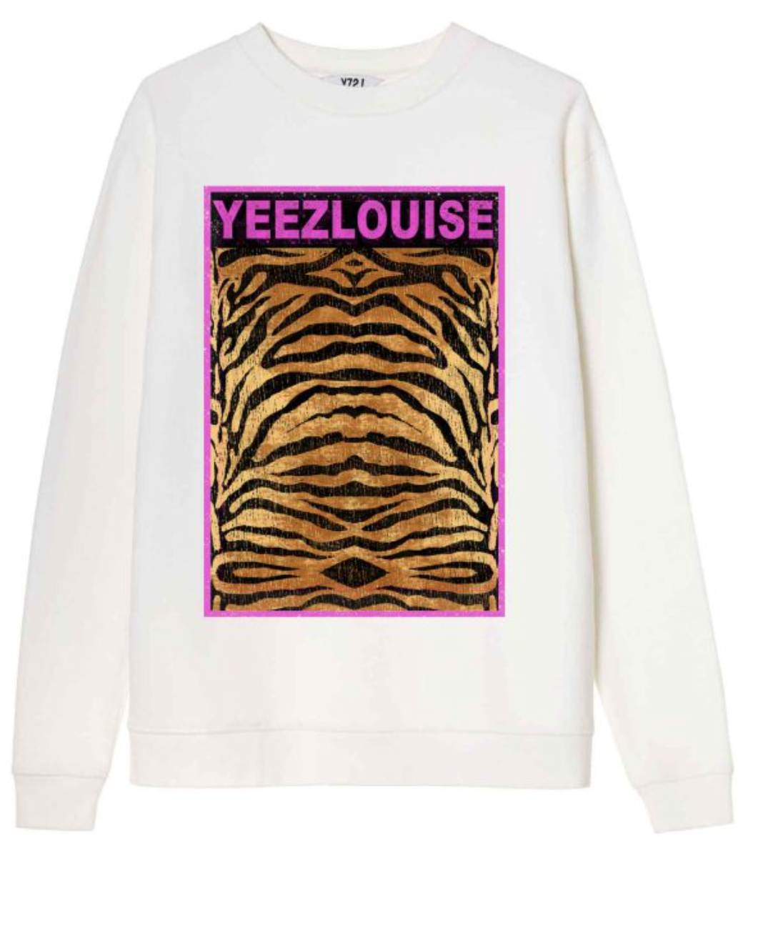 Tiger sweat off white YZLS N15-1
