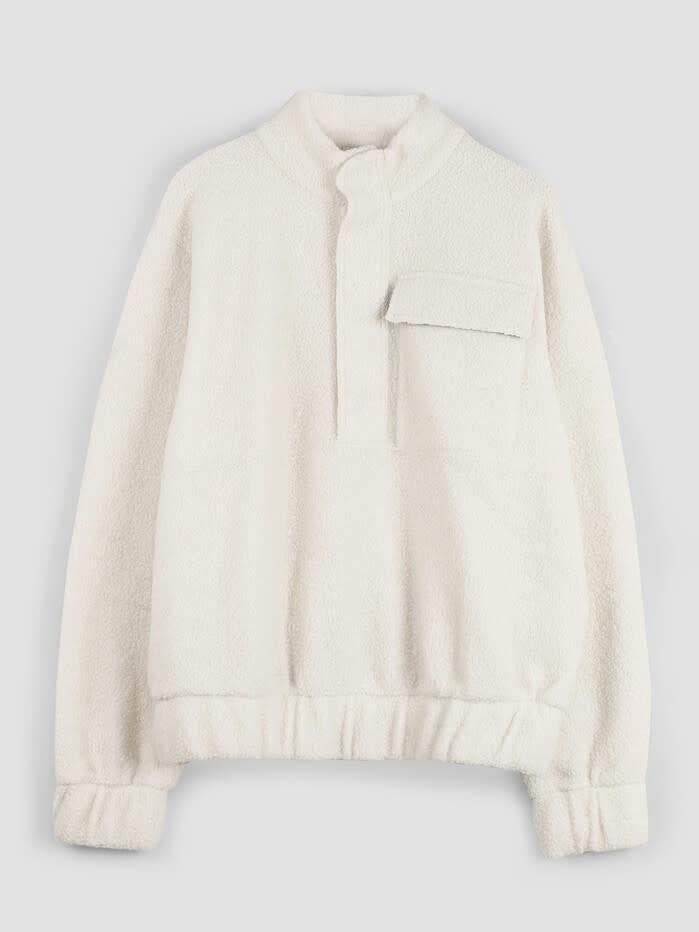 Overshirt ivory-4