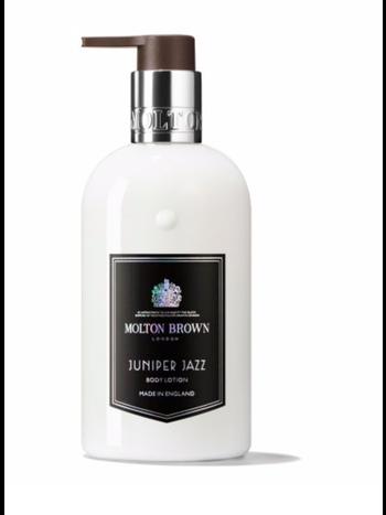 Molton Brown Juniper Jazz body lotion