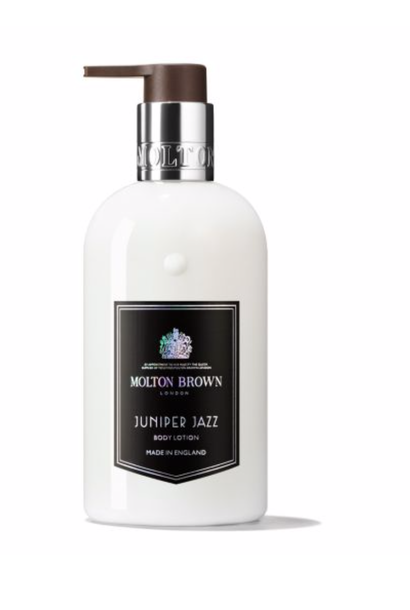 Juniper Jazz body lotion