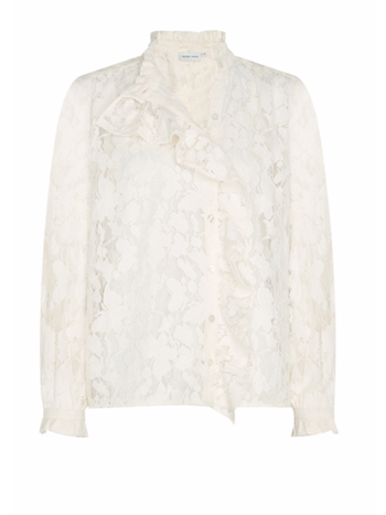Fabienne Chapot Garden Indy blouse creme white