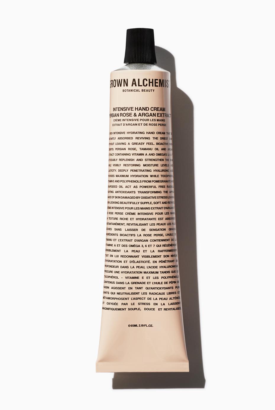 Intensive Hand Cream Persian Rose, Argan Extract 65ml-1