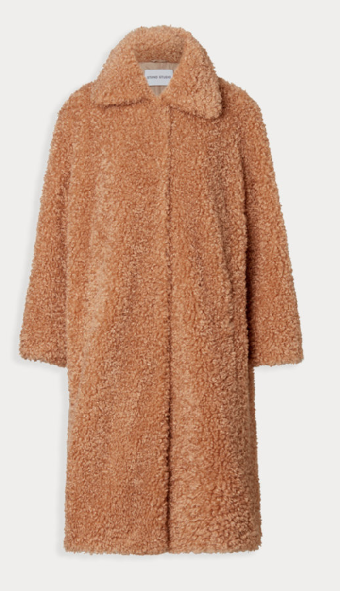 Camille cocoon coat camel-1