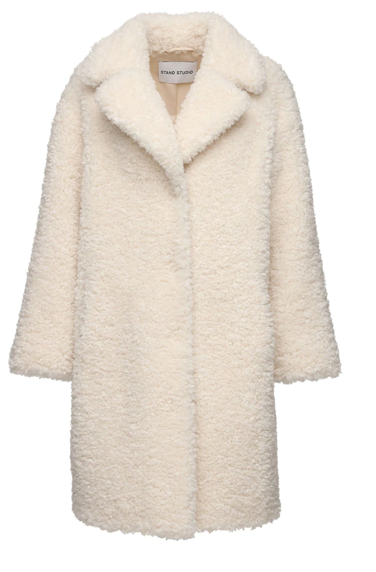 Camille cocoon coat  offwhite-1