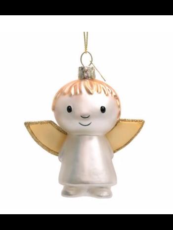 Vondels Amsterdam Kersthanger Nijntje/ Miffy angel (H 11cm)