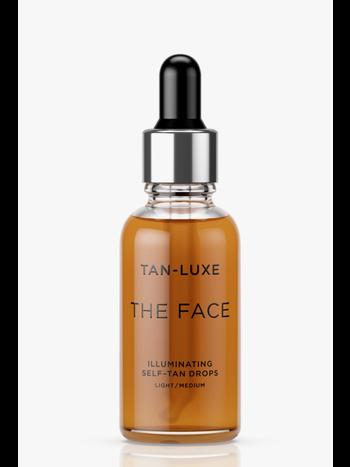 Tan-Luxe The face light/medium 30ML