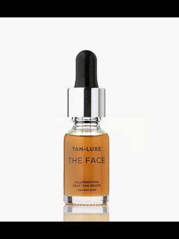 Tan-Luxe The face Medium/dark 30ml