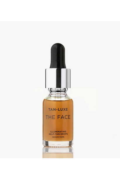 The face Medium/dark 30ml