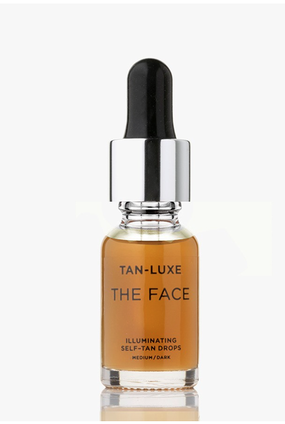 The face medium/dark mini 10ml