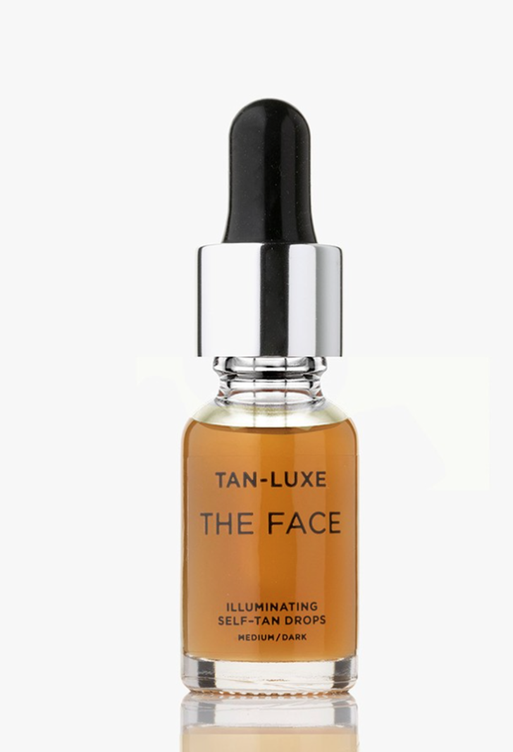 Tan-Luxe The face medium/dark mini 10ml