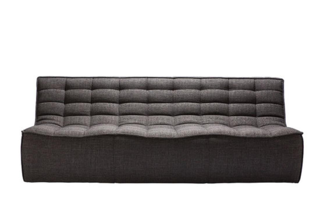 Ethnicraft sofa N701  – 3 seater-1
