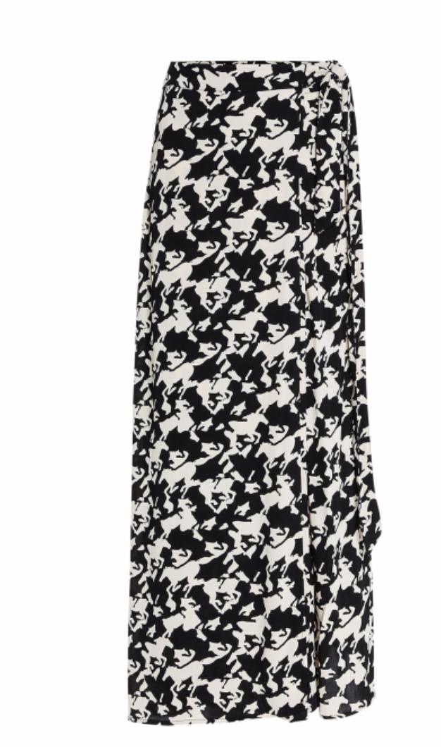 Bobo skirt black/warm white-1